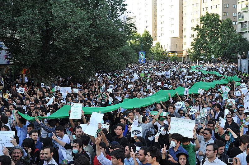 Teheran-Proteste